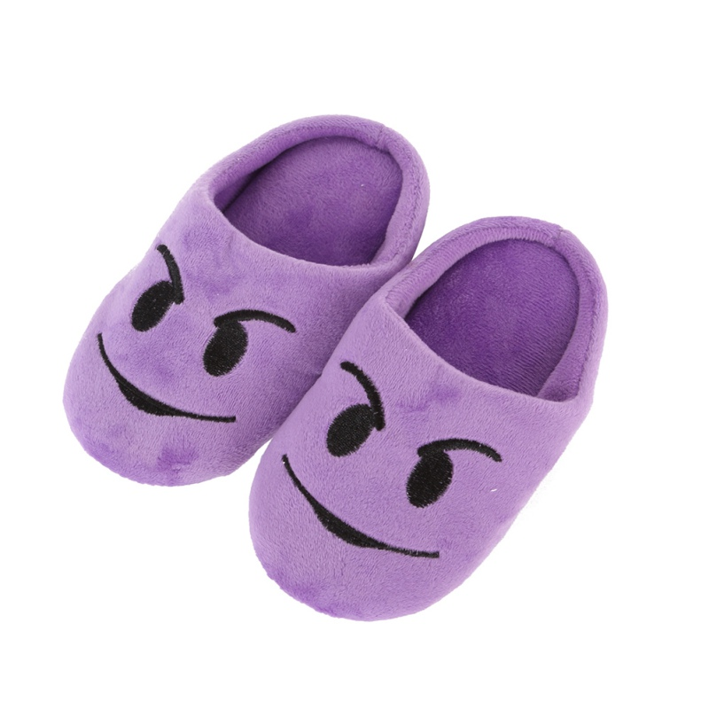 Funny Soft Winter Children Boys Home House Shoes Kids Baby Girls Cartoon Slippers Indoor Floor Shoes Winter kids Slippers 8