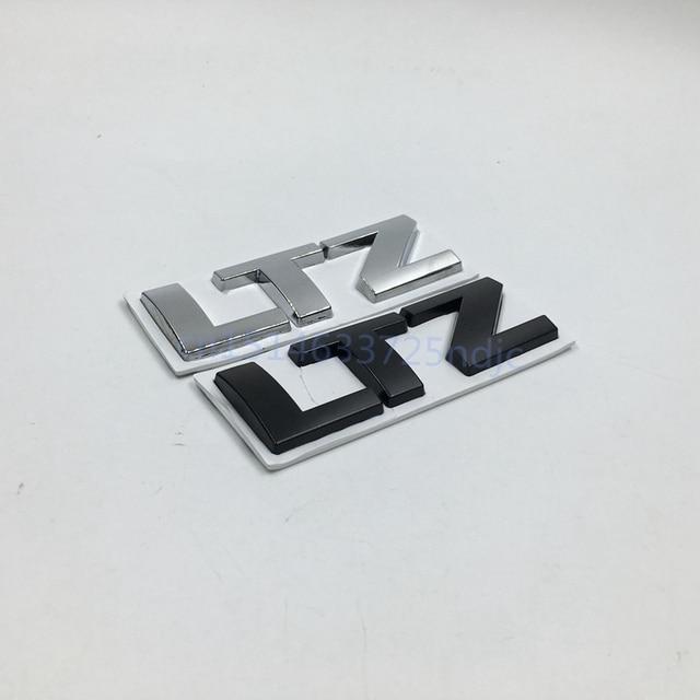 10 Stkspartij Auto Styling 3d Ltz Embleem Brief Achter Badge Logo