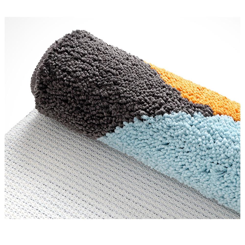 Mdct mullida caliente felpudos piso colores diseño alfombras tapetes ...