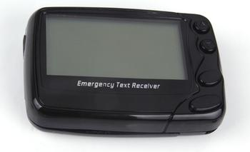 New Alpha Pager, Numbers Pagers, W09N Portable Alphanumberic Pager, Emergency Text Receiver, Poscag Paging System