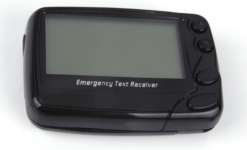 Brand new alpha pager, Numbers pagers, W09N portable Alphanumberic pager, emergency text receiver, Poscag paging system