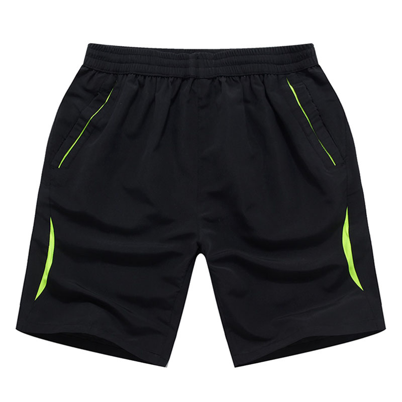 Men shorts summer 2017 new very thin loose youth beach shorts male plus size cheap casual