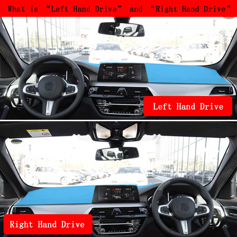 Voor Toyota corolla 2014 2015 2016-2018 Auto Styling Dash Mat Dashmat Dashboard Sticker Cover Zonnescherm Dash Board cover Tapijt