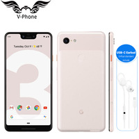 Brand New Original Google Pixel 3 XL 4GB 64GB Mobile Phone Snapdragon 845 Android 9 Google pixel XL 3 NFC Fingerprint 6.3 Phone