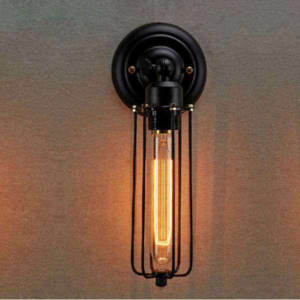 Wall light vintage style loft industrial edison hotel cafe bar wall light vintage style loft industrial edison hotel cafe bar restaurant wall lamps home decoration outdoor mozeypictures Image collections
