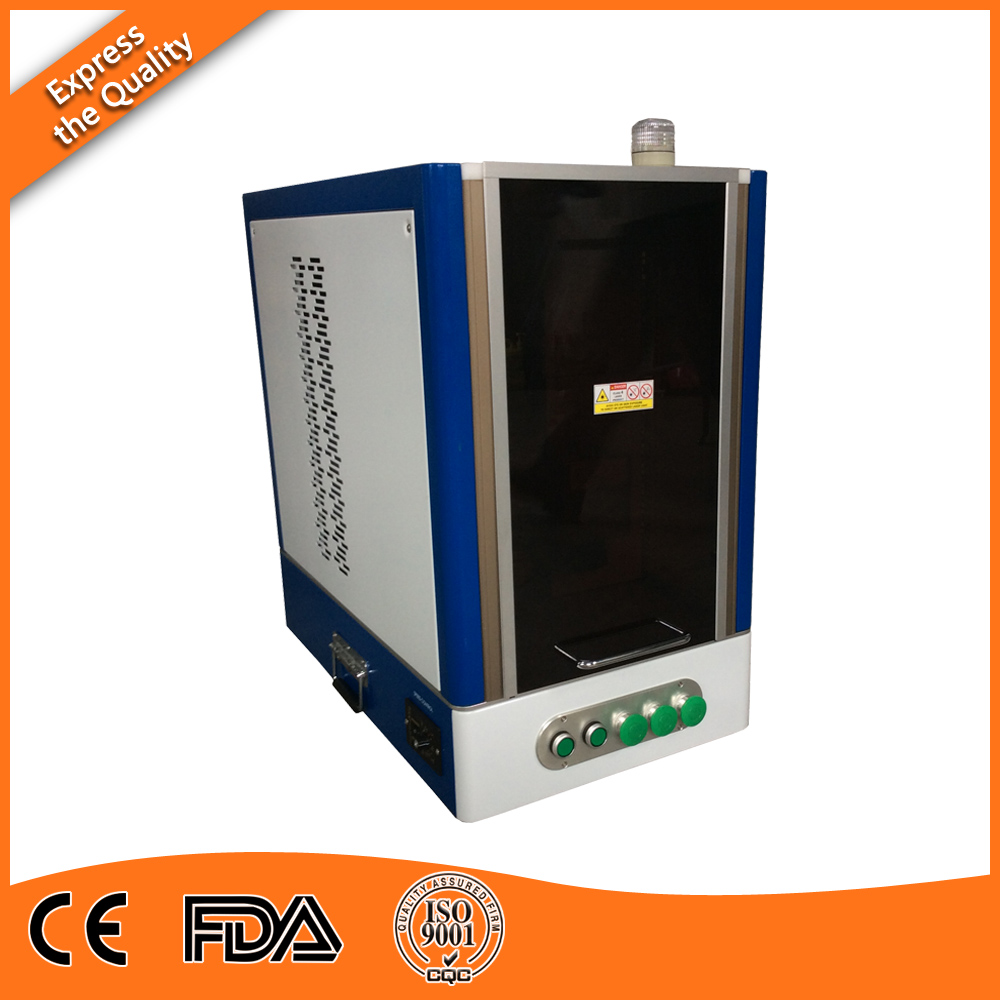 10W Fiber Laser marking machine fiber optic laser marker