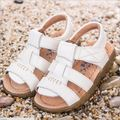Boy Sandals Summer Shoes For Children Soft-Soled Leather Sandals Kids Baby Sandals Fashion Shoes Boys Beach Sandals