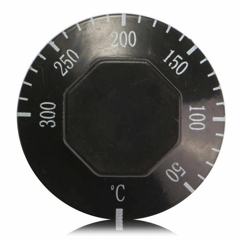 Thermostat Temperaturregler Backofenthermostat fü HEIZEN KÜHLEN 250V 16A 50-300℃