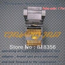 1708 SOP54 ИК тест гнездо/гнездо IC(флип испытательное сиденье)