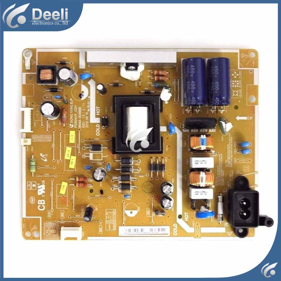 все цены на good working used board power supply board UA40EH5080R BN44-00496B BN44-00496A board онлайн