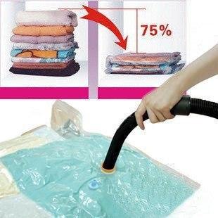 1 Piece Hot Sale Large Space Storage Bedding Bag Vacuum Seal Compressed Packing Organizer