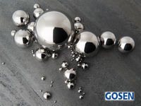 9mm 40PCS AISI 316 G100 Stainless Steel Ball Bearing Ball