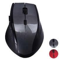 Nova Chegada Mouse Sem Fio Portátil 2.4 Ghz Optical Gaming Mouse Sem Fio Ratos Gamer Para PC Computador Portátil Pro Gamer