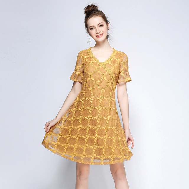 Plus Size Aline Dresses