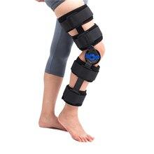 цена на Adjustable Hinged Knee Brace Adjustable Hinged Knee Support Adjustable Knee Joint HK-D003A