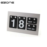 EZONE New Style Calendar Hang Sheet Table Year Of 2018 Calendars Desktop Organizer Planners Cards Schedule