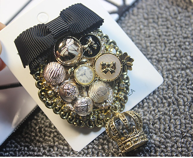 Vintage Korea Design Shiny 19 Colors Crystal Rhinestone Cloth Brooches for Women Coat Scarf Brooch Pins Jewelry Accessories Gift