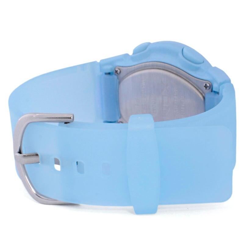 Nauwkeurige Jelly Horloge Mode Minimalistische Matte Meisjes Zwemmen - Dameshorloges - Foto 4
