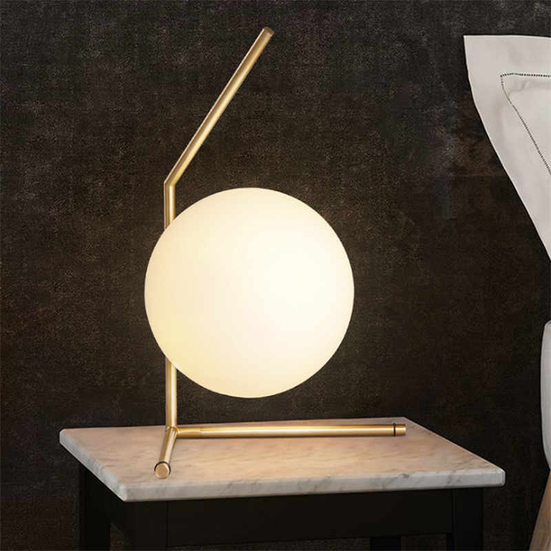 Aliexpress com : Buy Nordic LED Table Lamp For Bedroom Modern