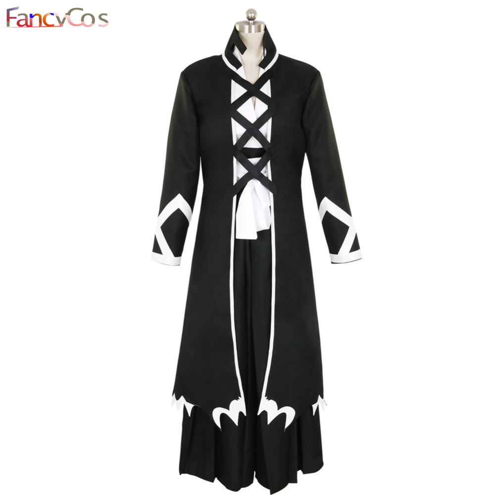 Halloween Bleach Ichigo Kurosaki New Bankai Kimono Cosplay Costumes Adult Costume Movie High Quality Deluxe Custom Made