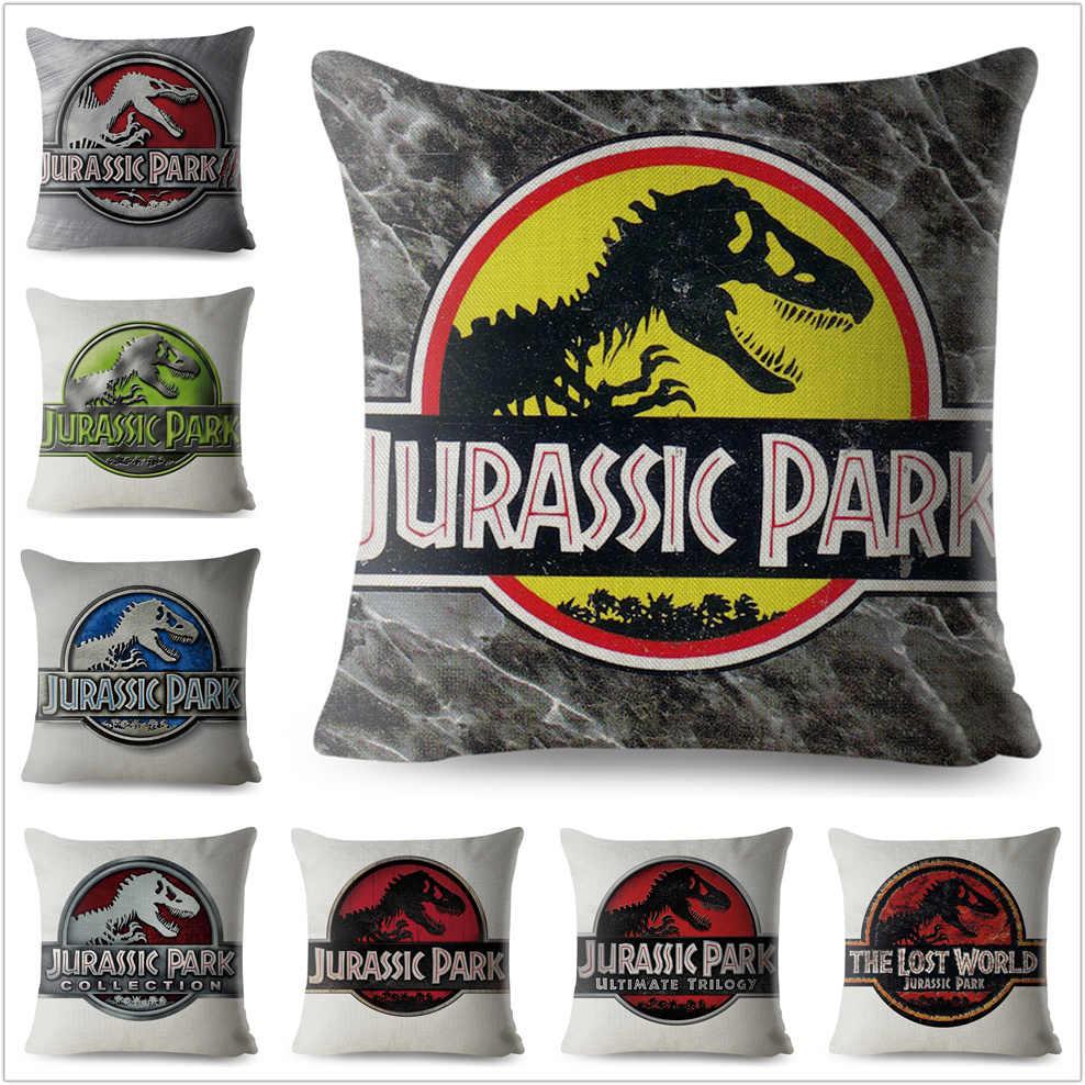 jurassic park dinosaur world velvet