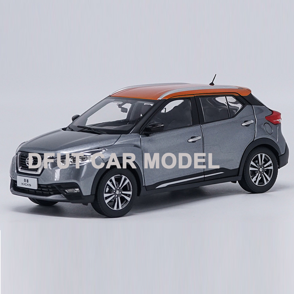 Diecast Scale 1:18 Car Model Toy  Kicks 2017 Car Alloy Car Model For Kids Gifts & For CollectionDiecast Scale 1:18 Car Model Toy  Kicks 2017 Car Alloy Car Model For Kids Gifts & For Collection