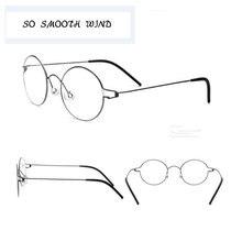 aef9d2e0c16d5 Homens Óculos De titânio Mola Negócio Oliver Ultraleve Miopia Rodada Coreano  Prescrição Óptica Gases Quadro Marca de Óculos