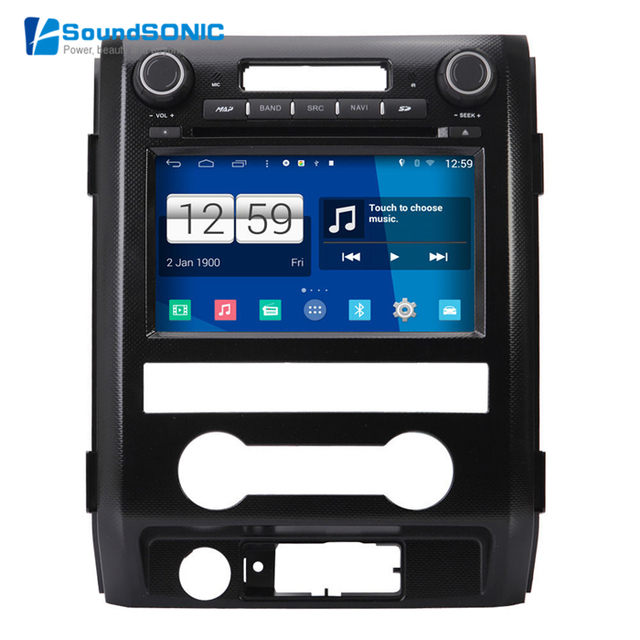 Android 4 4 4 For Ford F150 F 150 Svt Raptor 2009 2010