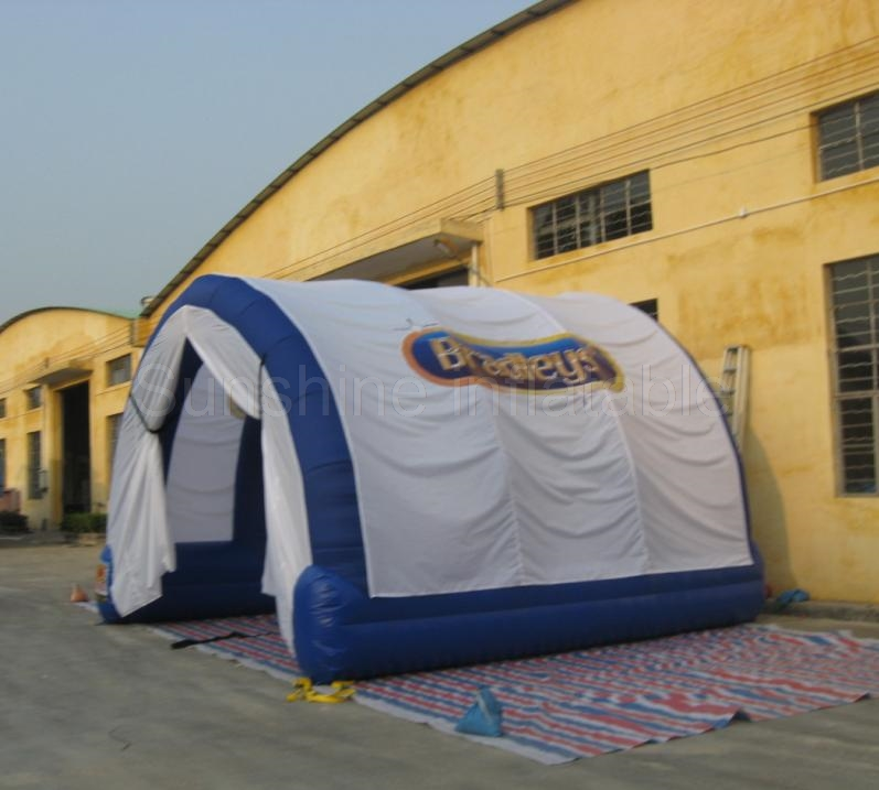 Dome Car Garage : New oxford waterproof air dome inflatable car shelter