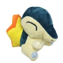 Monster Cyndaquil Plush Peluche Toy Figures Toys 18cm Monster Soft Stuffed Anime Cartoon Dolls