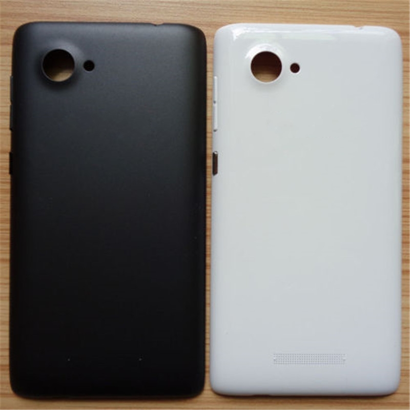 Battery door back cover housing Power Volume Side Button For Lenovo A880 A889
