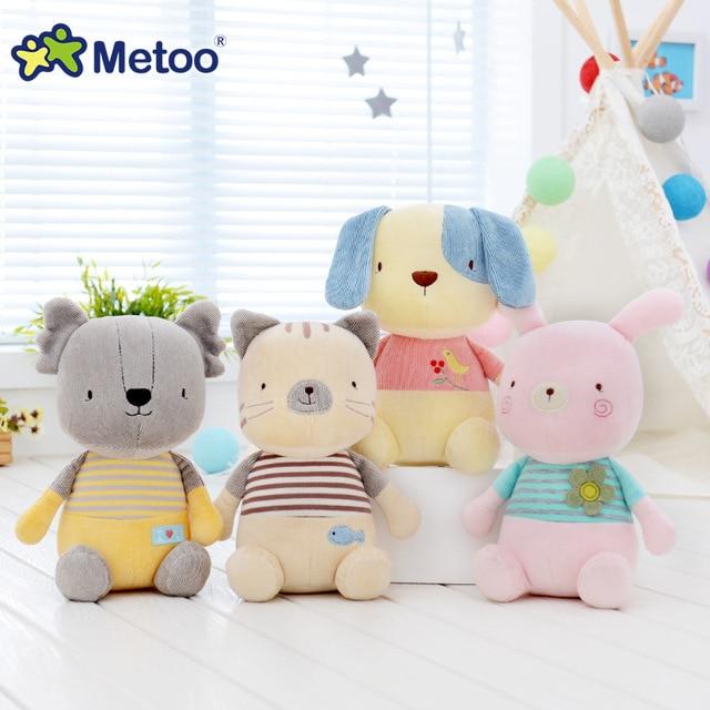 Мягкая плюшевая игрушка Metoo, животные