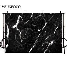ไวนิลถ่ายภาพพื้นหลังVintageหินอ่อนสีดำทองสีขาววันเกิดSmashเค้กการถ่ายภาพฉากหลังProp Studio
