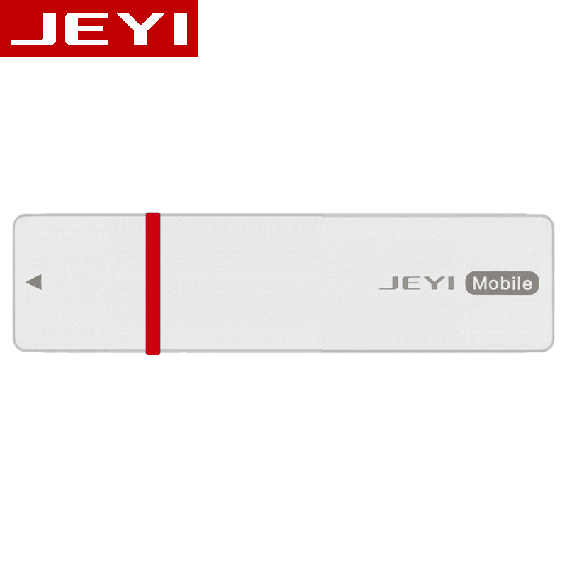 JEYI i9 NVME pieno in alluminio TYPEC3.1 box hdd mobile optibay hdd TIPO di caso C3.1 JMS583 m. 2 USB3.1 M.2 PCIE SSD U.2 PCI-E TYPEC