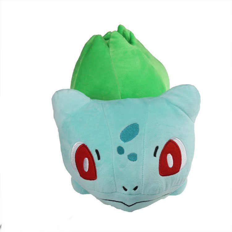 16 cm Bulbasaur Pelúcia Macia Pelúcia Banpresto Subir Bonecas Anime Desenhos Animados Brinquedos Kawaii