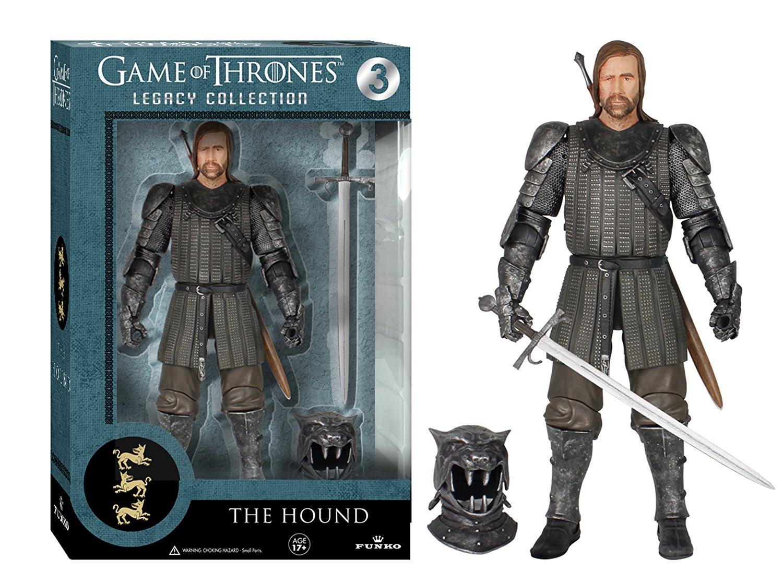 Figurine officielle Funko héritage Collection 6 ''TV: Game of Thrones-le jouet de Collection Hound en boîte