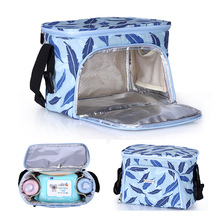brand Baby Strollers Bag Organizer Waterproof Heat Preservation Mummy Diaper Nappy Storage trolley Bag Stroller Accessories цена и фото