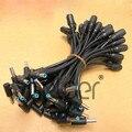 Fortalecimento parágrafo 7.4*5.0 a 4.5*3.0 com pin dc adaptador de carregador de energia converter connector for dell para a hp