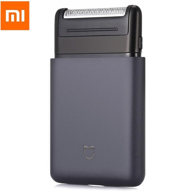 Original Xiaomi Electric Shaver for men Smart Mini Portable Razor Fully Metal Body trimmer Wireless Shavers