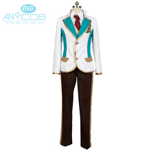 Amine High School Star Musical Toru Nayuki Uniform font b Shirt b font Pants Outfit Halloween