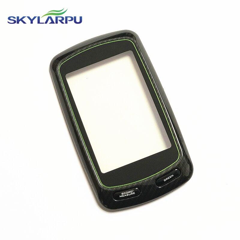Skylarpu (100% идентичны использования) емкостный сенсорный экран для Garmin Edge 810 gps велосипедов секундомер сенсорный экран планшета панели