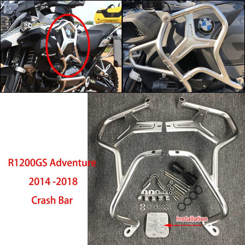 R1200GS Adventure 14 18 Motorcycle Engine Guard Crash Bar