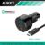 AUKEY 3 Portas USB Carregador de Carro Para A Qualcomm Carregador Rápido 3.0 mini usb car charger qc2.0 compatível para iphone 7 & smart telefones