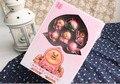 High Quality!!! 12PCS/Pack Fairy Farm Wizard Elf fart peach farm Kobito-Dukan DIY Action Figures Toys
