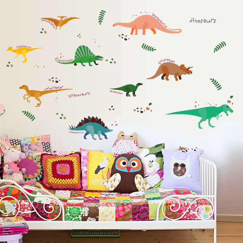 dinos-wall-sticker-dinosaurs-home-decor-for-kids-room-wall-sticker-zooyoo (4)