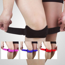 Breathable Adjustable Knee Brace Patella Injury Impact Protection Meniscus Protection Strap Brace Support Sports Running Brace