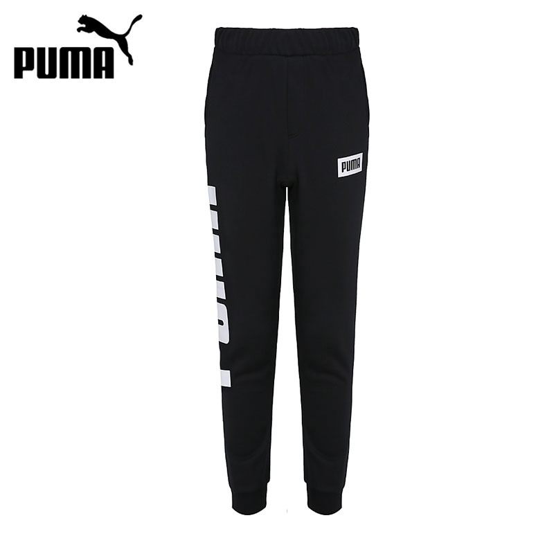 Original New Arrival 2018 PUMA Rebel Sweat Pants TR Men