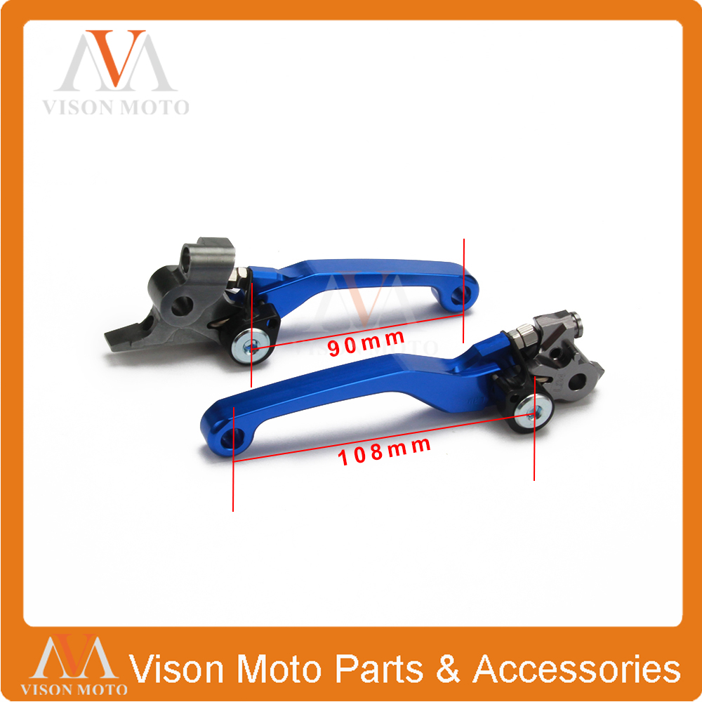 Billet Pivot Brake Clutch Levers For Husqvarna TC125 TC250 FC250 FC450 2014 2015 2016 TE125 14 15 16 TC 125 250 FC 450 TE 125 freeshipping uart serial port turn zigbee wireless module cc2530 module