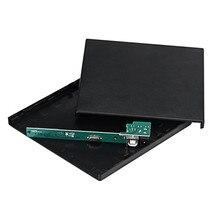 Надежный горячие cd случае Подходит для Всех 50-контактный Диск Ноутбука USB IDE Портативный Ноутбук CD DVD RW Горелки ROM Drive Внешний Корпус