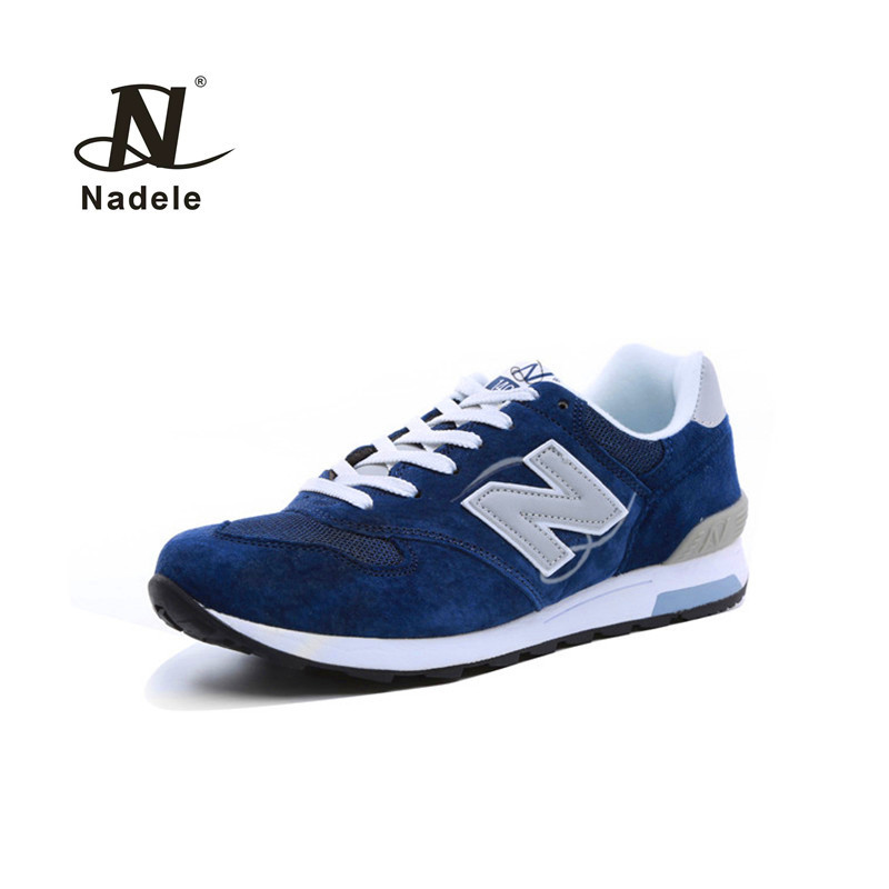 Nadele Running shoes Mens sneakers Breathable Outdoor Comfortable Athletic walking sport Jogging shoes Free Shipping  2017 mens running shoes breathable male outdoor walking sport shoes new man athletic sport sneakers for adults